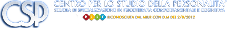 CSP - CENTRO PER LO STUDIO DELLA PERSONALITA' - Via V. Emanuele 45, 80026 Casoria (NA) - P.IVA 06418981210